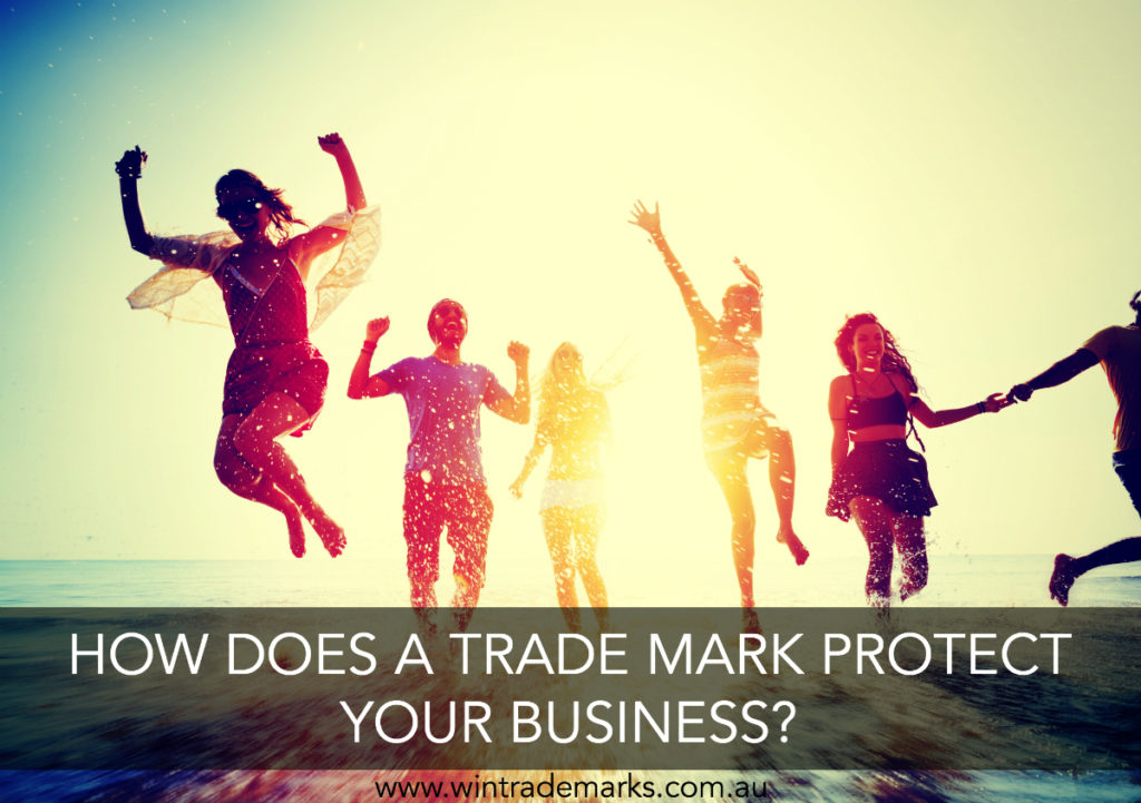 how does a trade mark protect your business