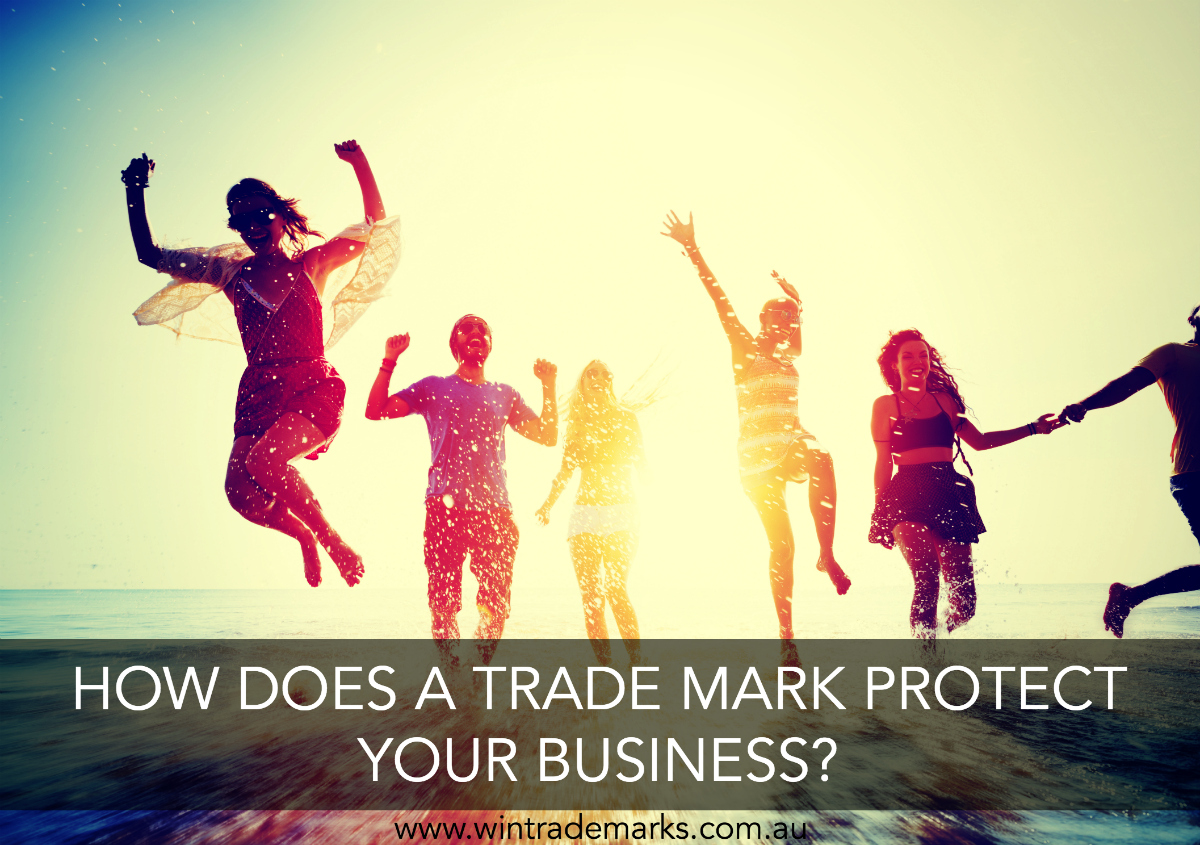 How does a trade mark protect your business?
